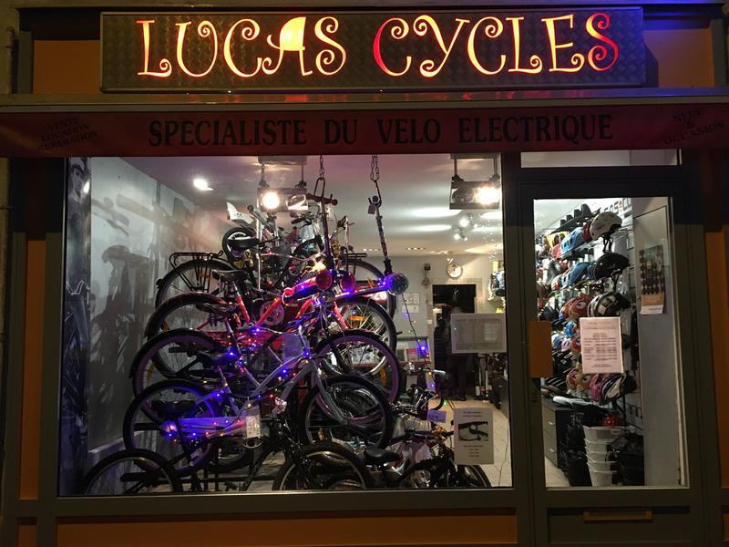 L'ATELIER LUCAS CYCLES